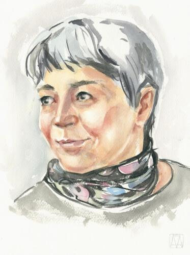 Porträt, portrait